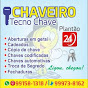 Chaveiro Tecnochave - Danilo