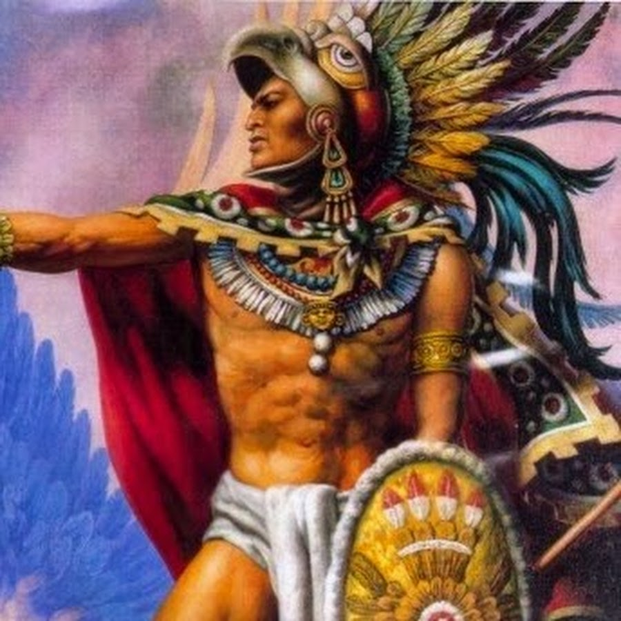 Guerrero Azteca Youtube