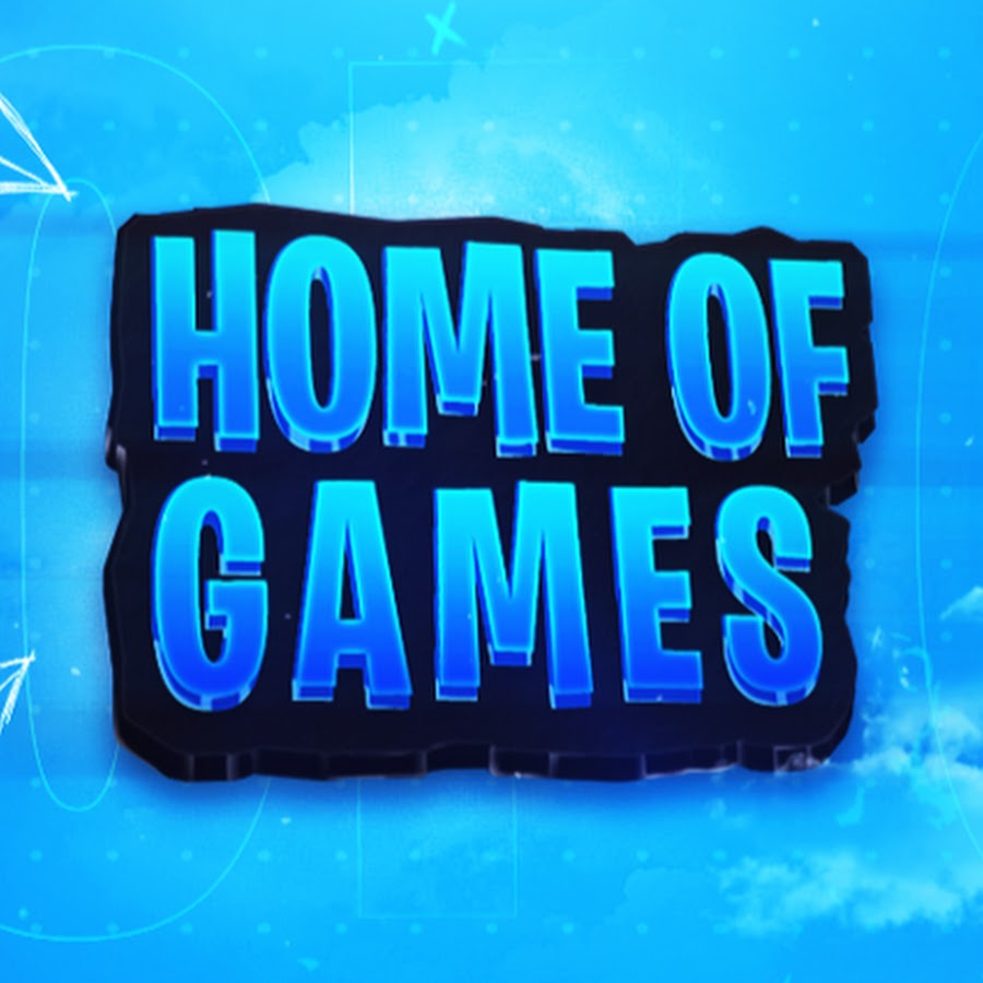 home of games youtube