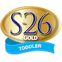 S-26 GOLD Toddler & Junior