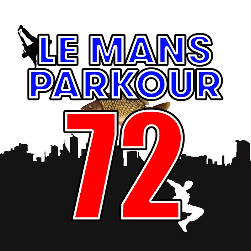 youtubeur Le Mans Parkour 72