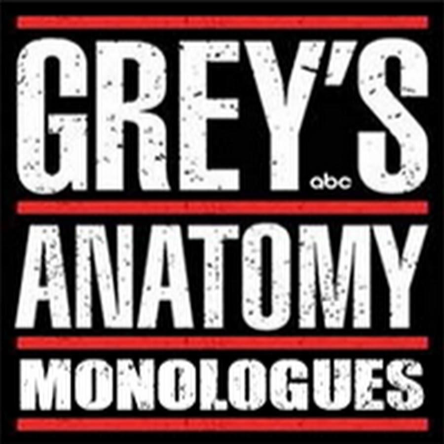 Greys Anatomy Monologues Youtube