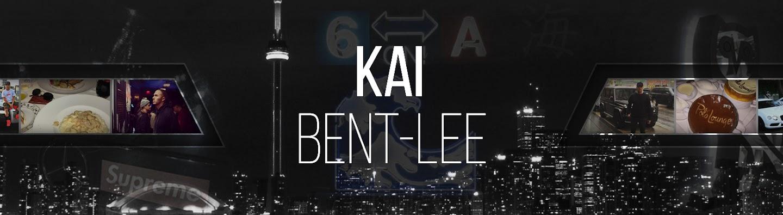 Kai Bent-Lee's Cover Image