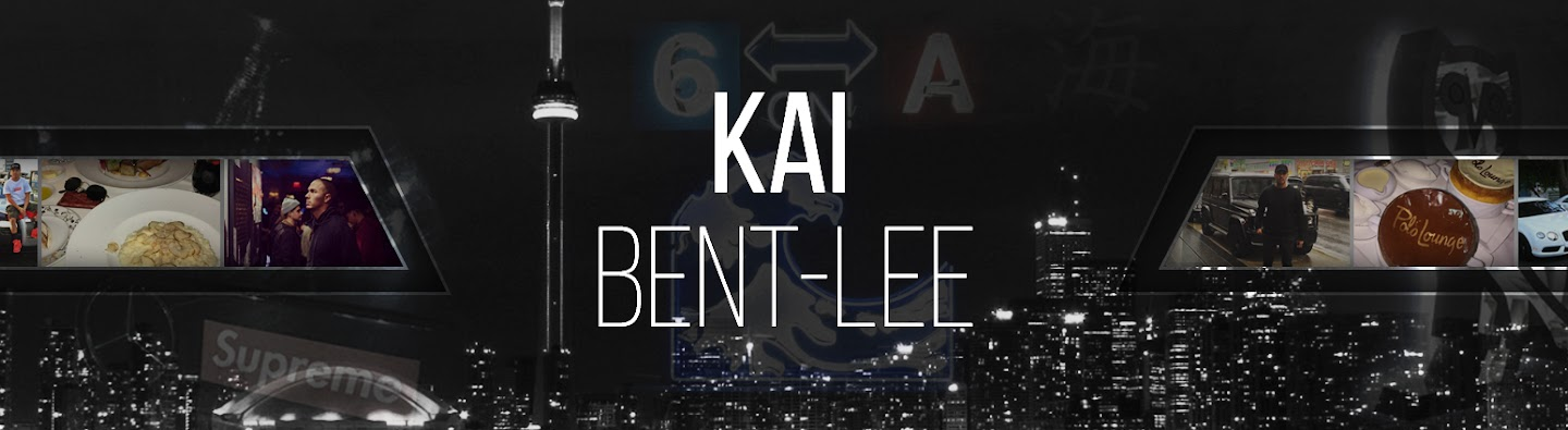 Kai Bent-Lee's Cover Image