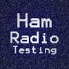 Ham Radio Testing