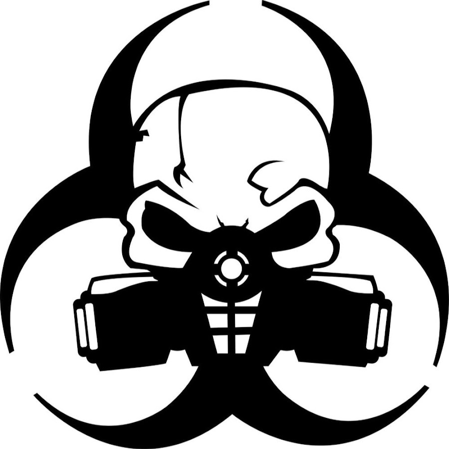 тату рисунки радиация