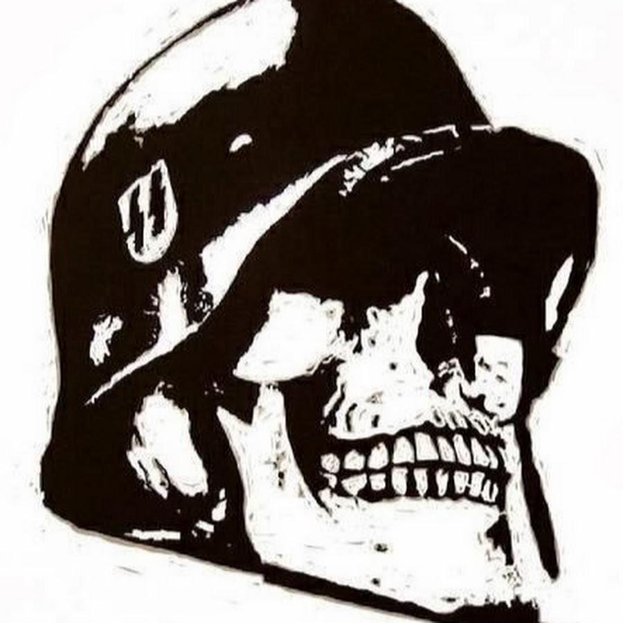 череп в немецкой каске картинки учеников