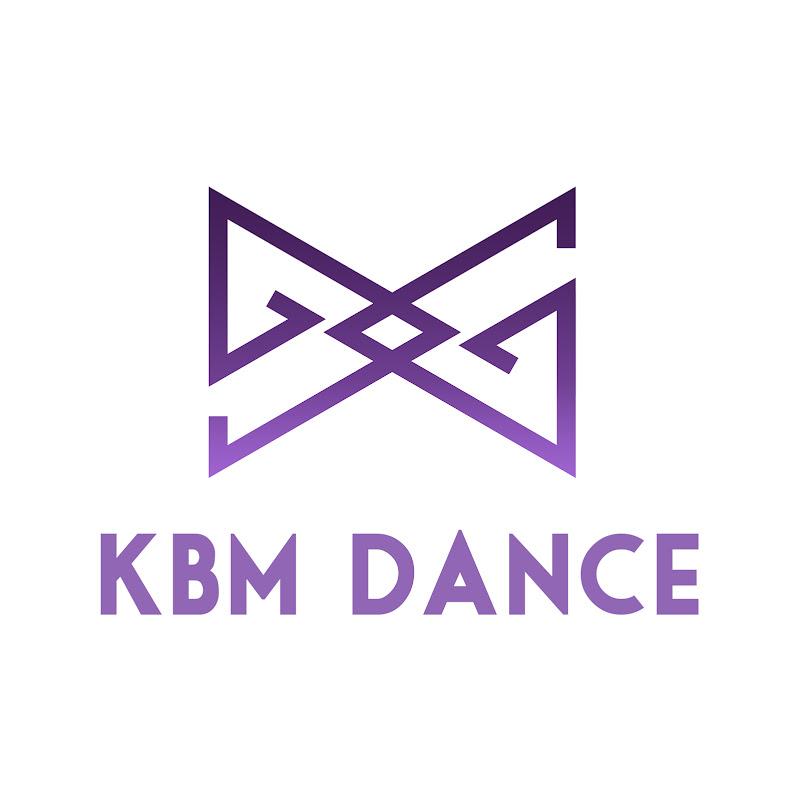 Logo for KBM Dance UCLA