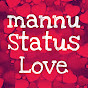 mannu status love