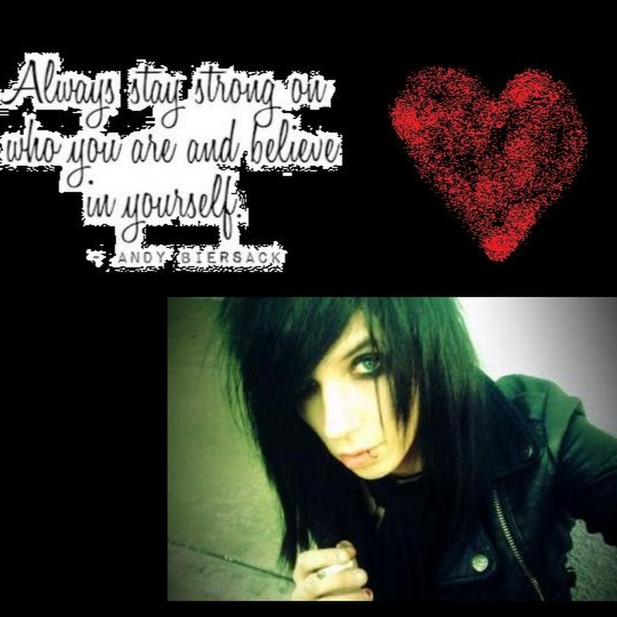 andy biersack quotes - 616×540