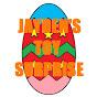 Jayden's Toy Surprise