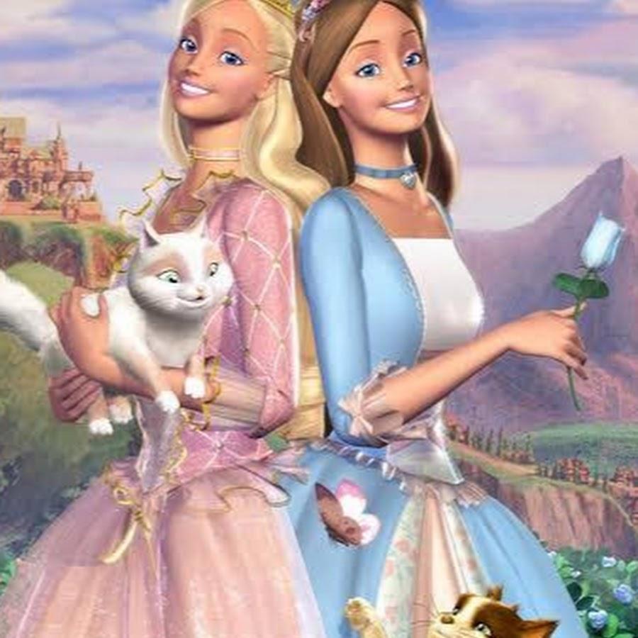 Принцесса и нищенка барби арты