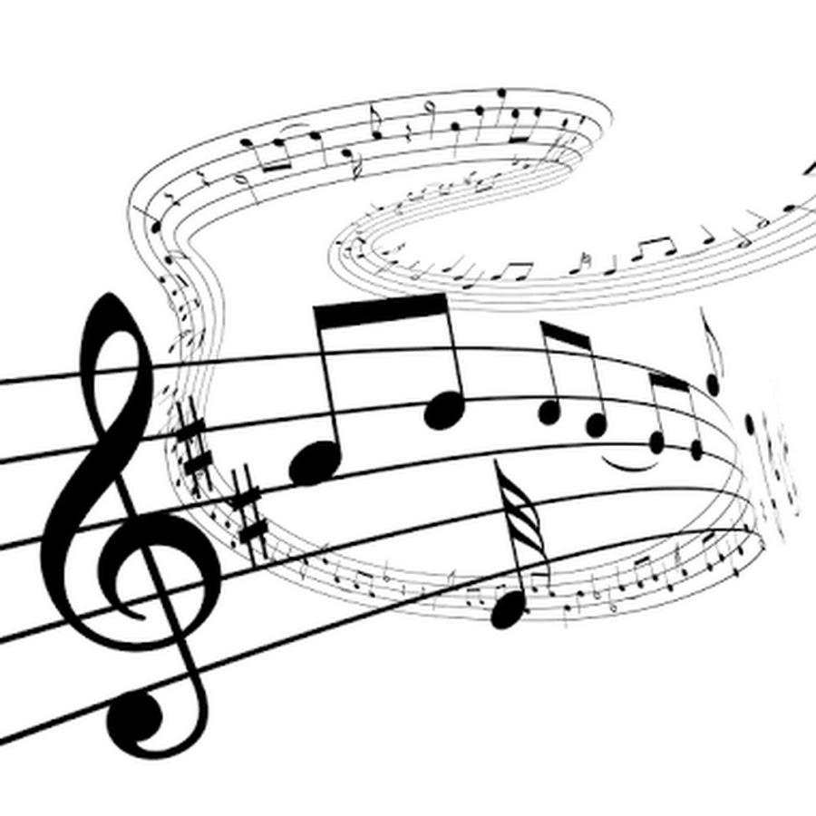 vloeiende muziek