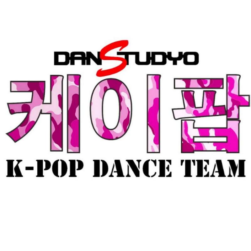 Logo for Danstudyo K-POP Team
