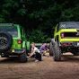 ShockerRacing - Mojito Jeep x Neon Gladiator JT