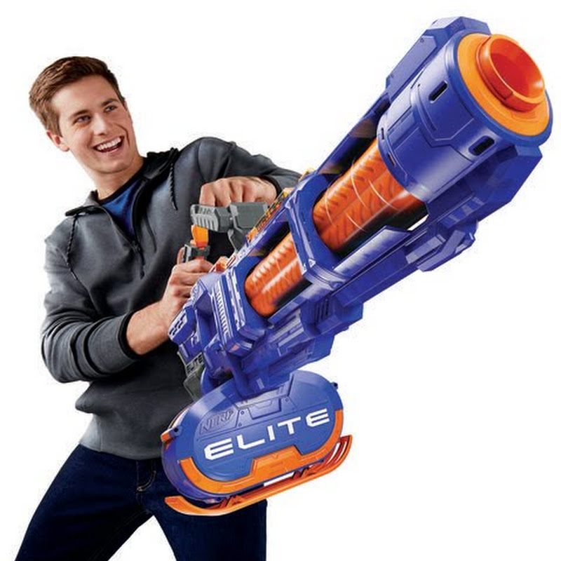 Xmen Nerf Gun
