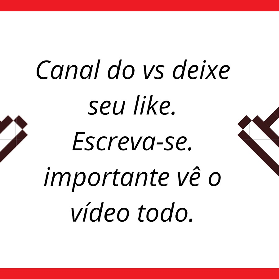 Canal do VS