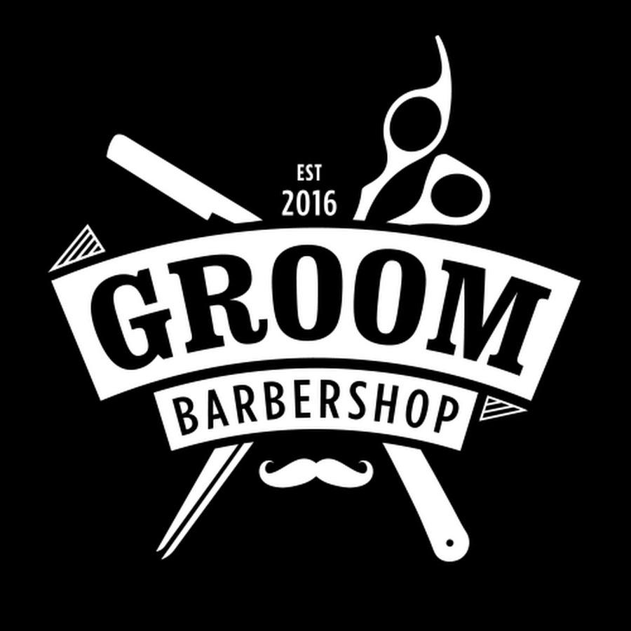 The OG Longsleeve - Blue | Groom Barbershop