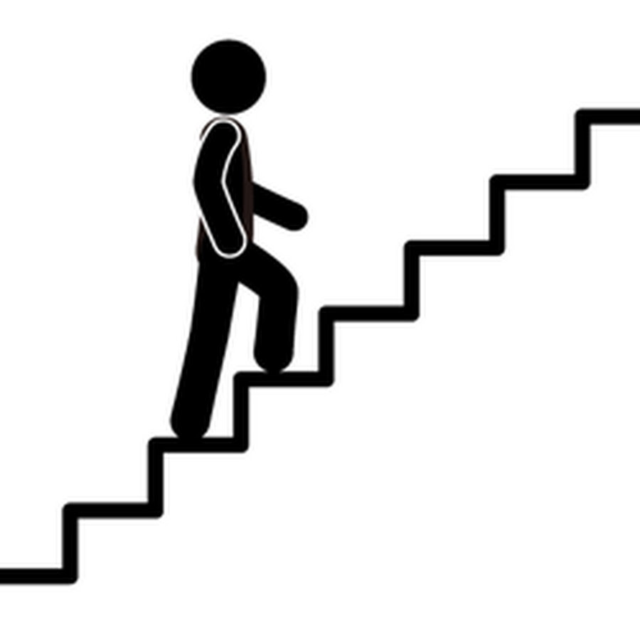 картинки человек идущий по лестнице вверх понятно, почему