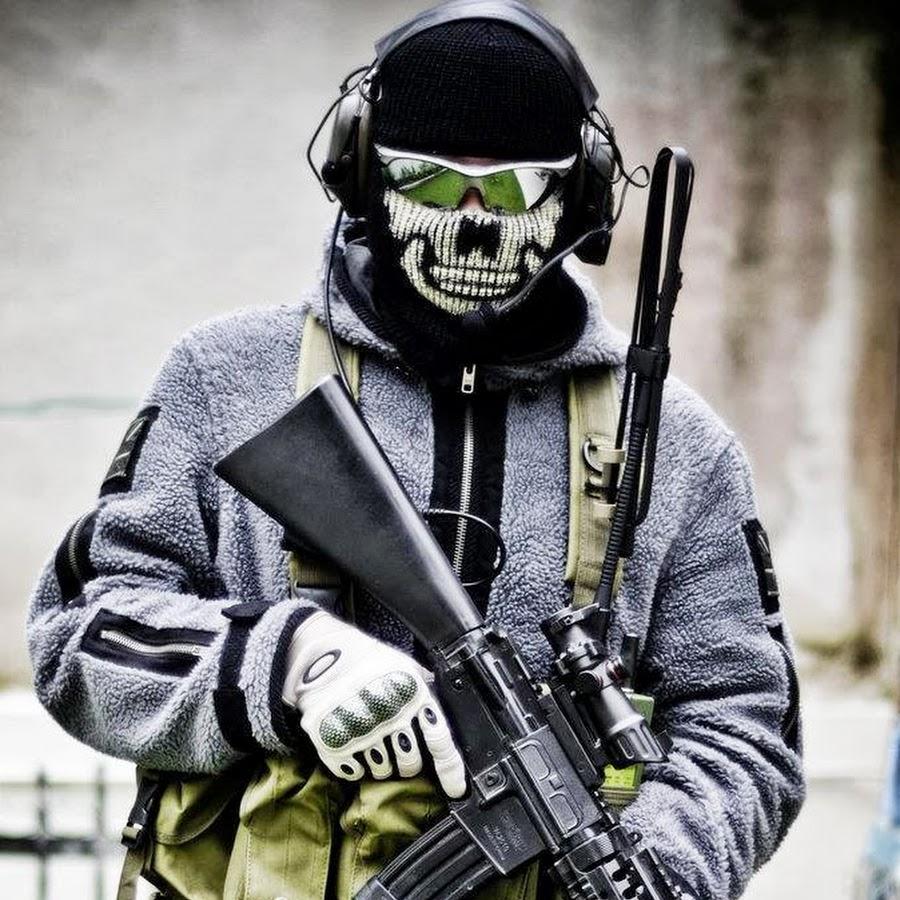 частенько спецназ в крутых масках фото видом деятельности
