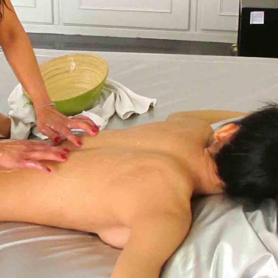 Acupressure asian ending happy massage