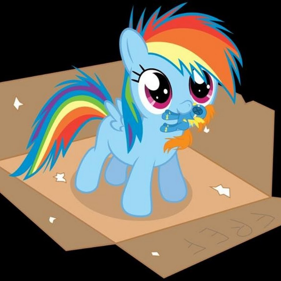Rainbow Dash - YouTube