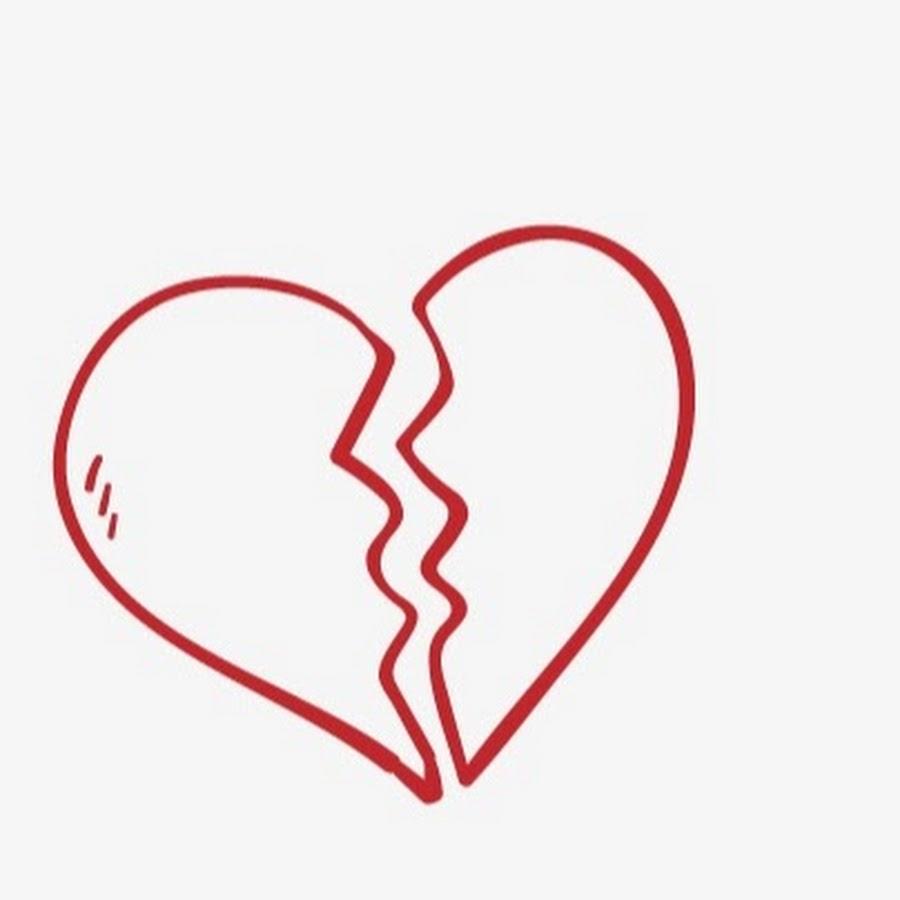 том, картинки как нарисовать разбитое сердце летчик
