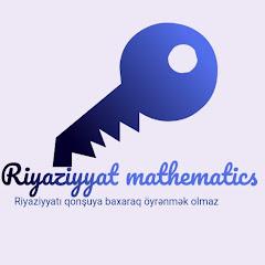 Riyaziyyat mathematics