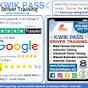 Kwik Pass