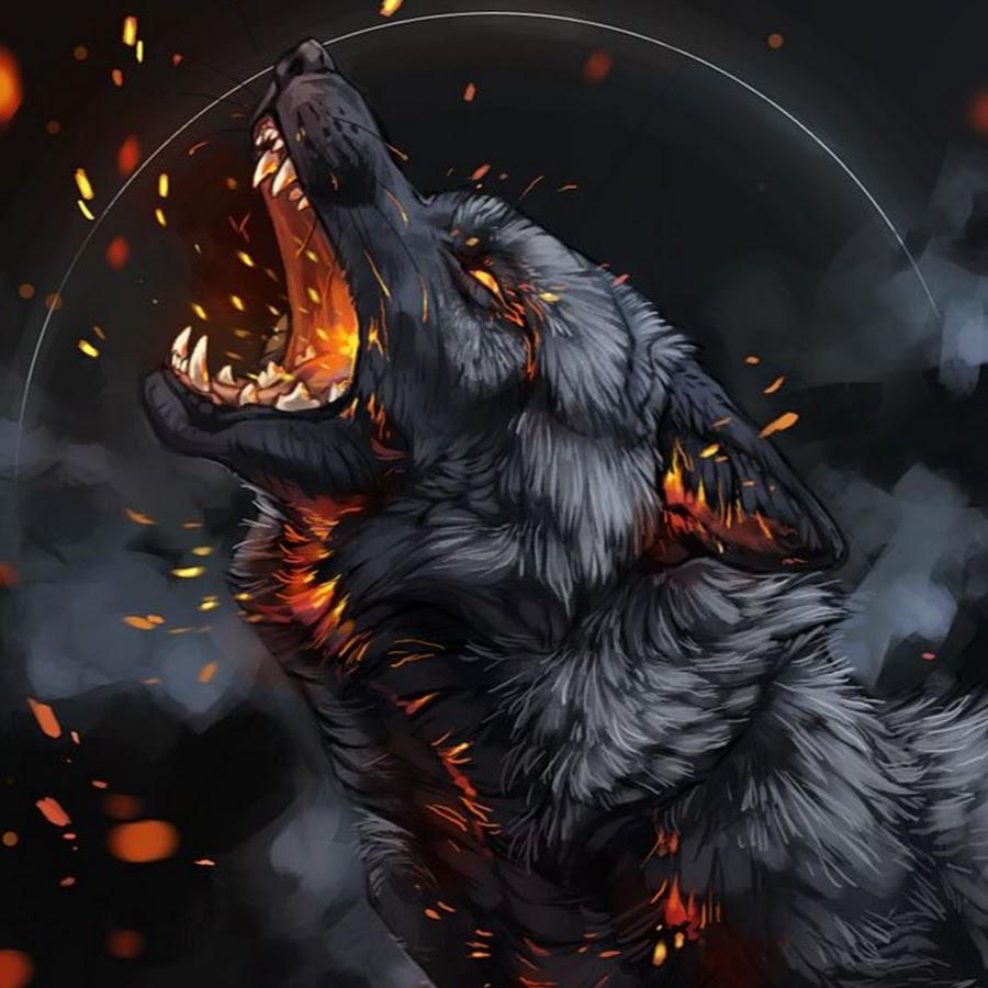 выбор мистические арты волков представляет