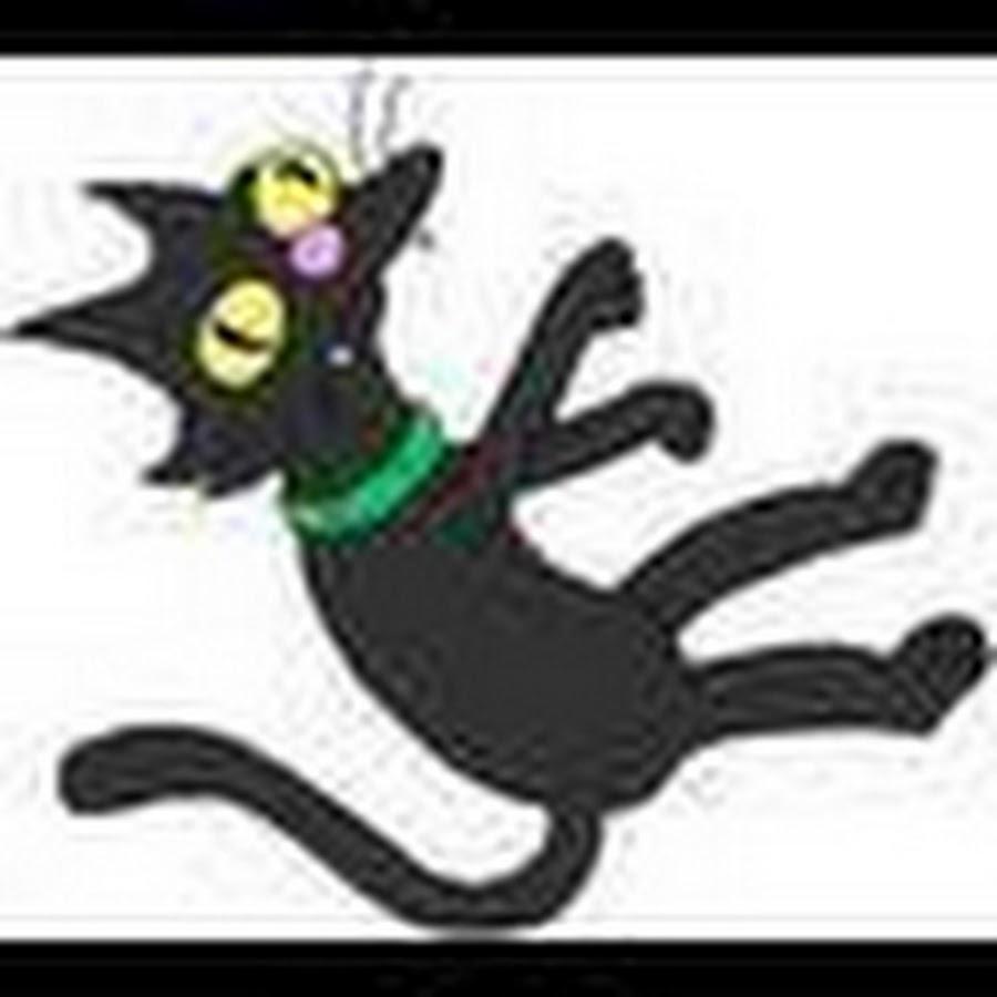 Картинки кот симпсон