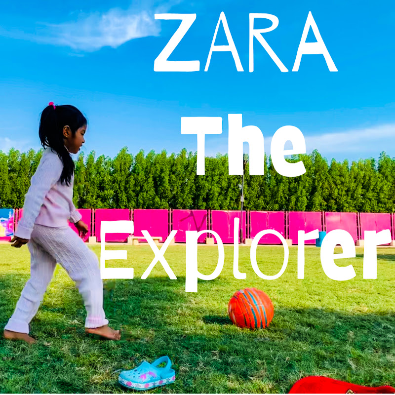 Zara The Explorer (zara-the-explorer)