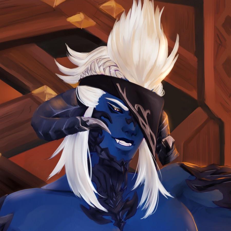 Картинки азазель из аниме