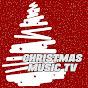 Christmas music TV