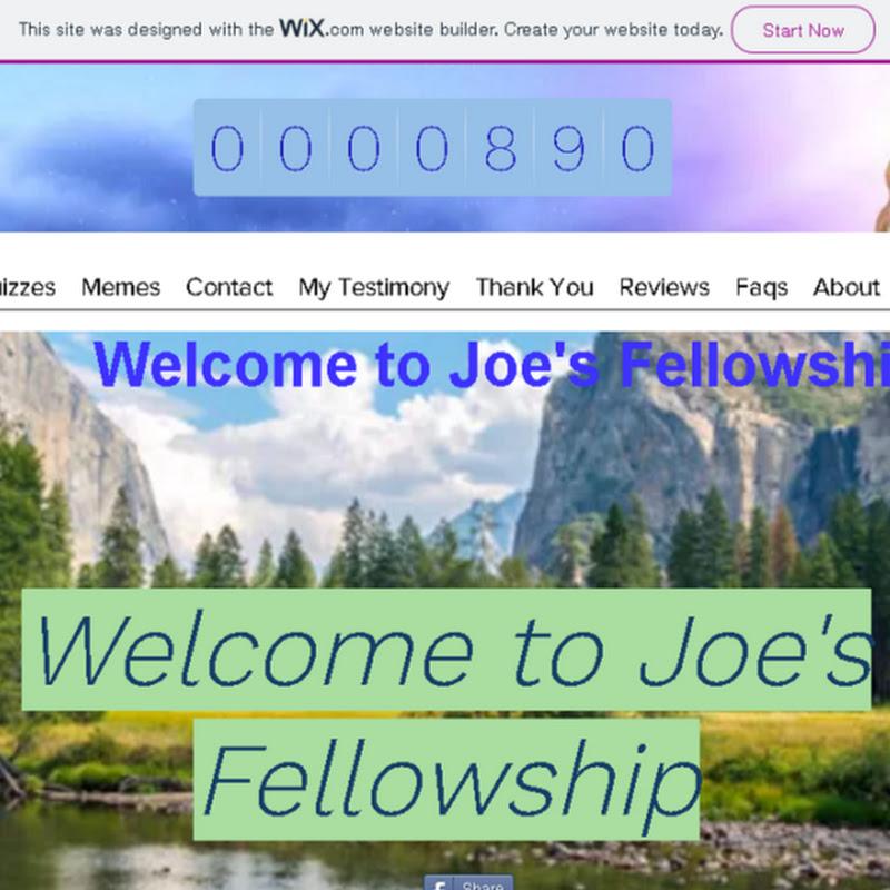 Joe's Fellowship (joes-fellowship)