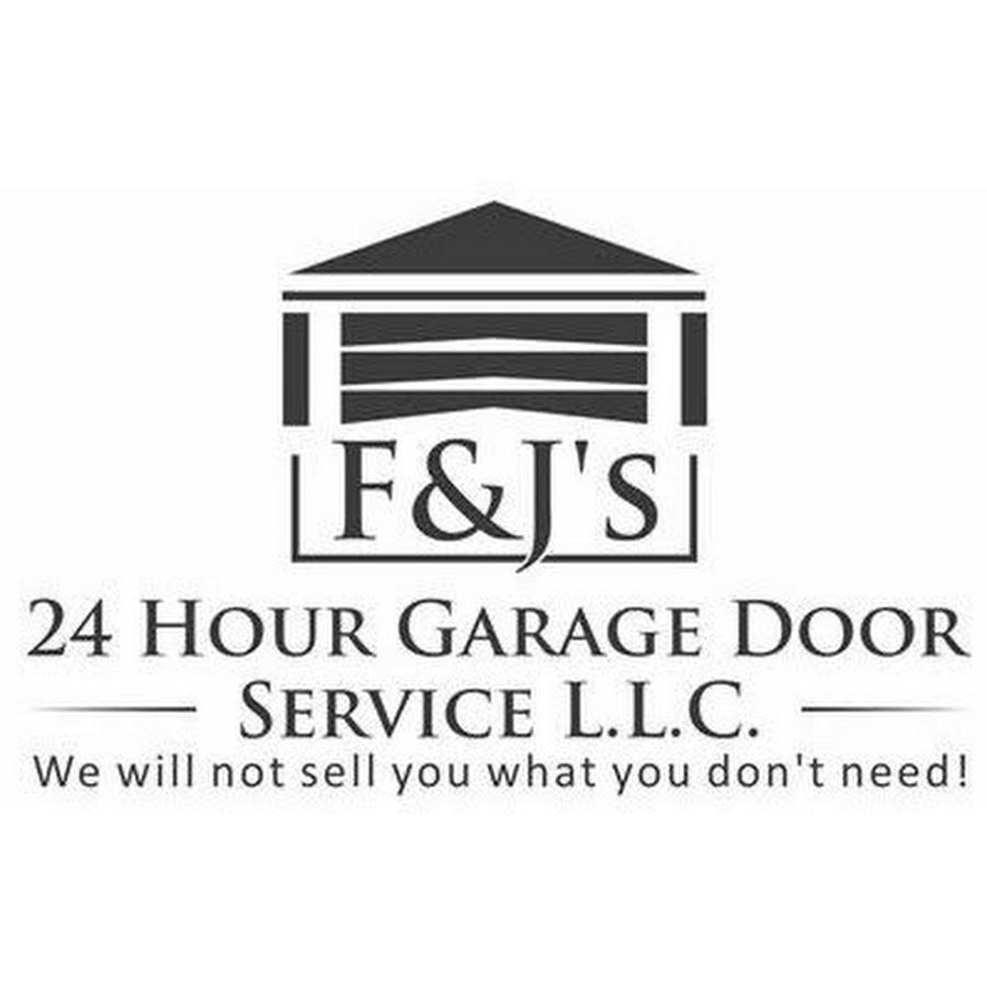F Amp J S 24 Hour Garage Door Service Youtube