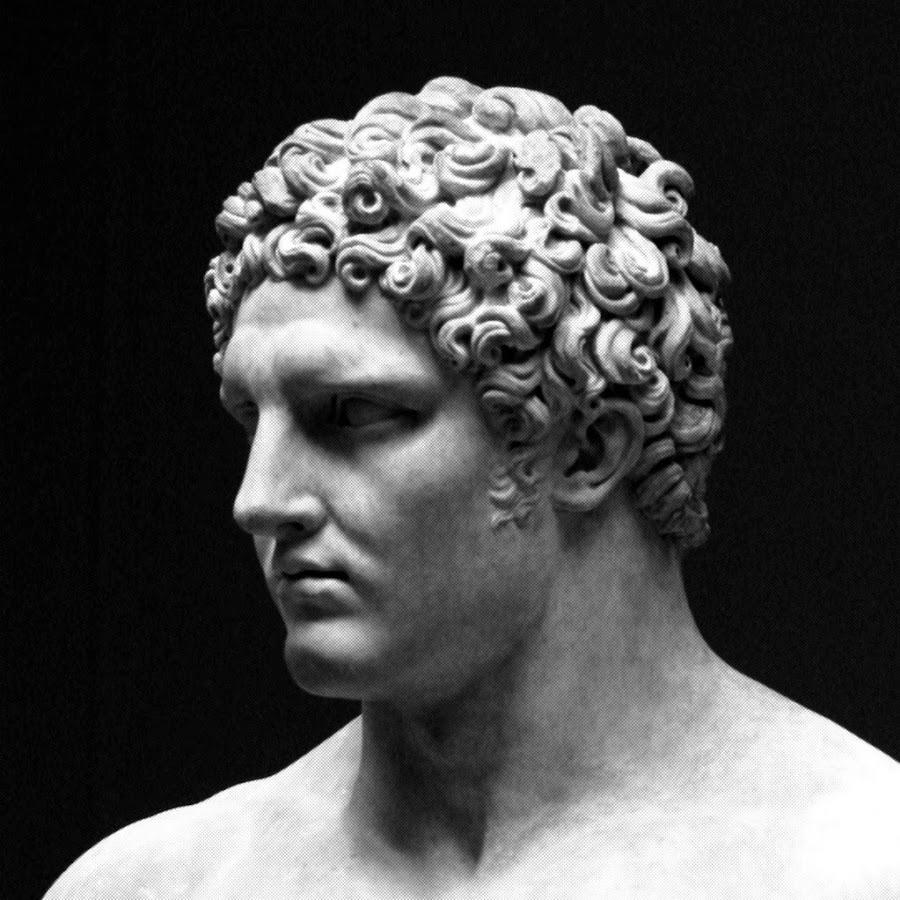 Картинки греческий профиль