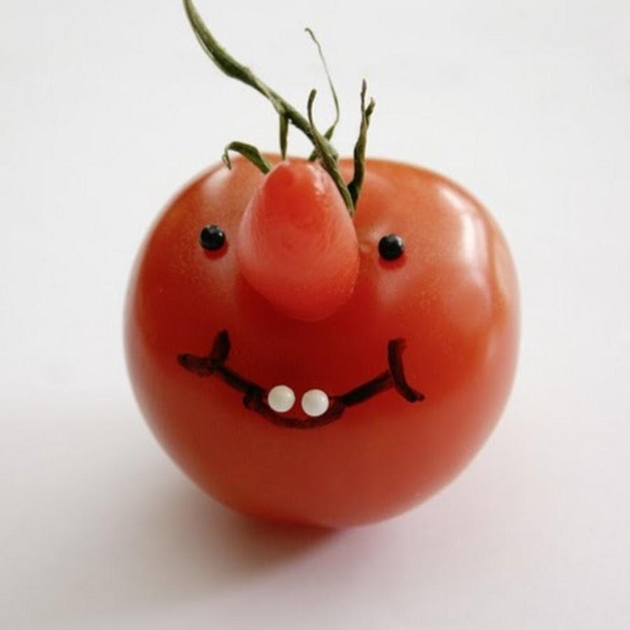 моём прикольные картинки с помидорами большинства