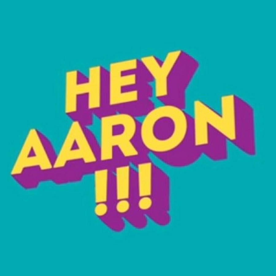 Hey Aaron