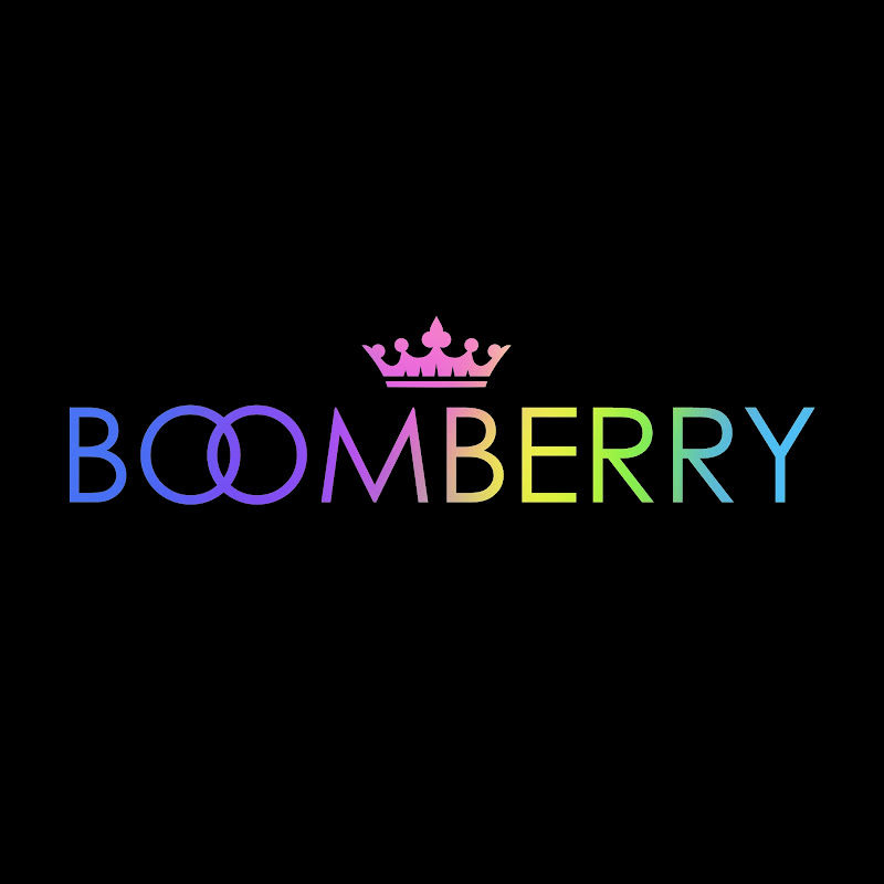 Logo for BOOMBERRY