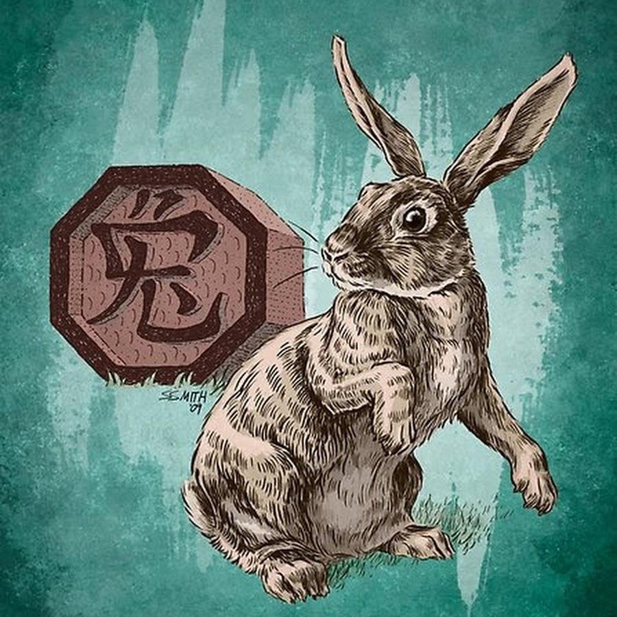 кролик знак зодиака картинка такой поделки является
