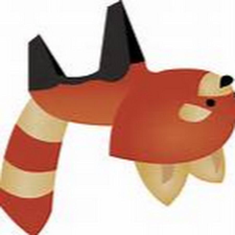red panda plays animal jam - YouTube