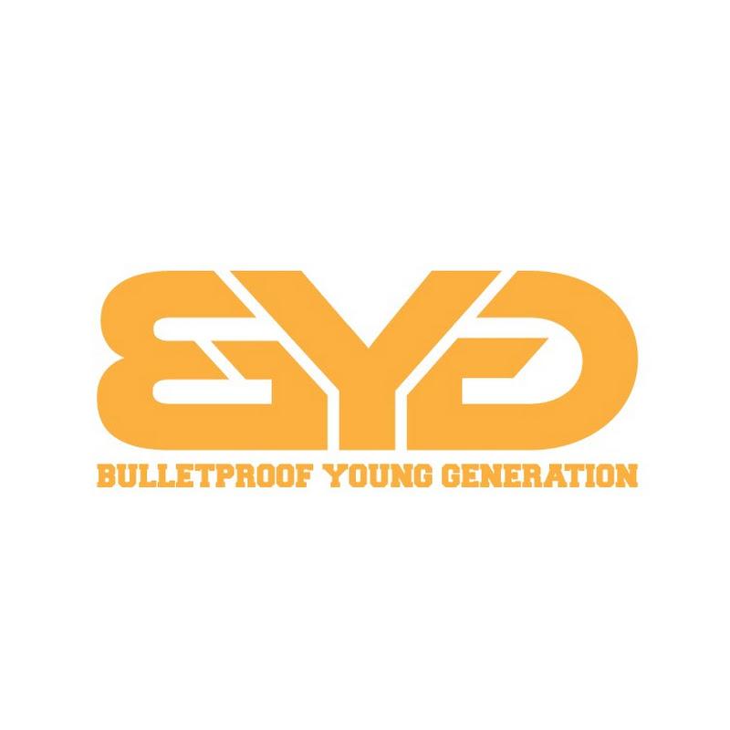 Logo for BYG TV