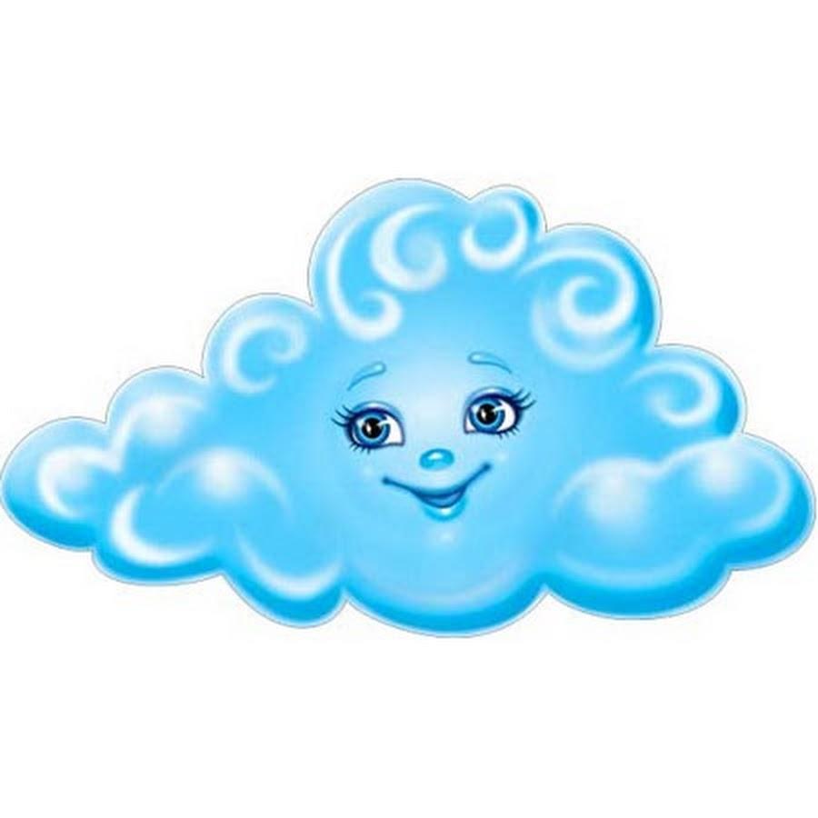 Картинка тучка и облако