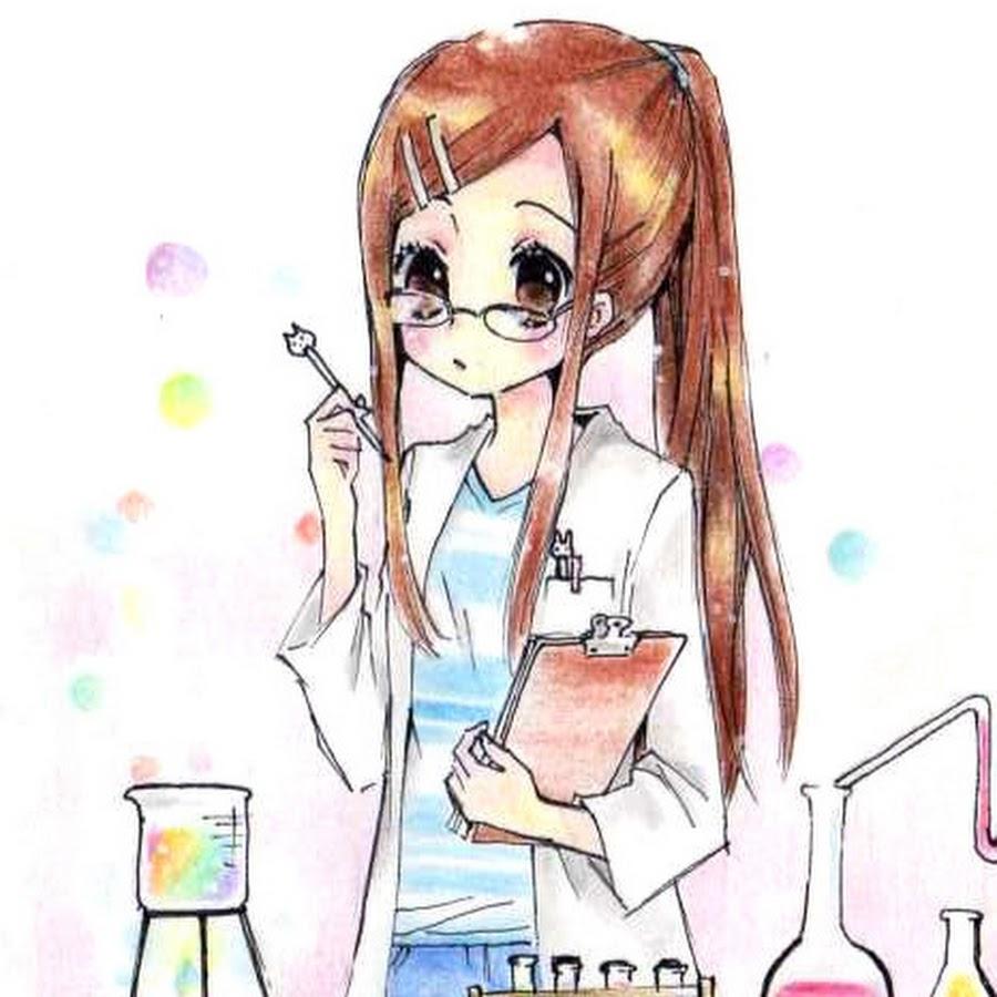 Картинки химия аниме