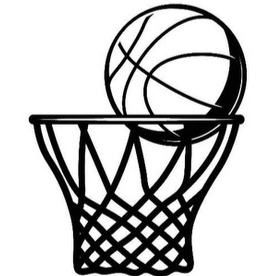 Баскетбольный мяч и сетка картинки