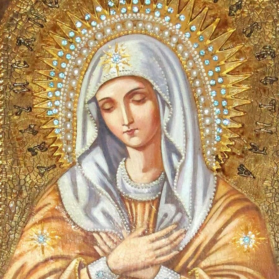 Картинка богородицы девы марии