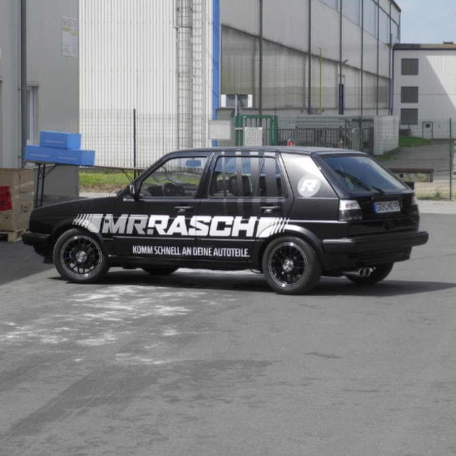Mister Rasch