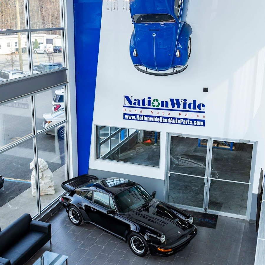 NationWide Used Auto Parts - YouTube