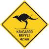 Kangaroo Hoppet Australia